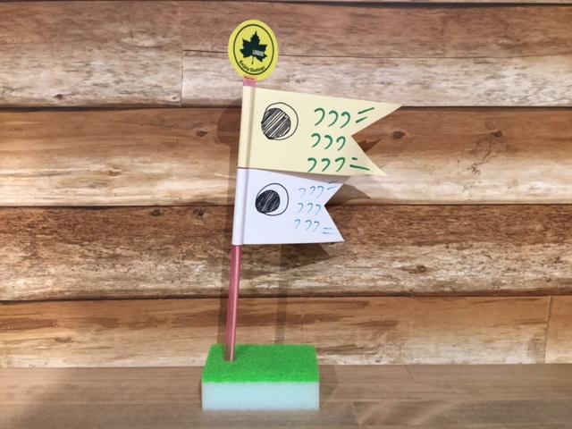 ミニこいのぼり作りワークショップ開催!